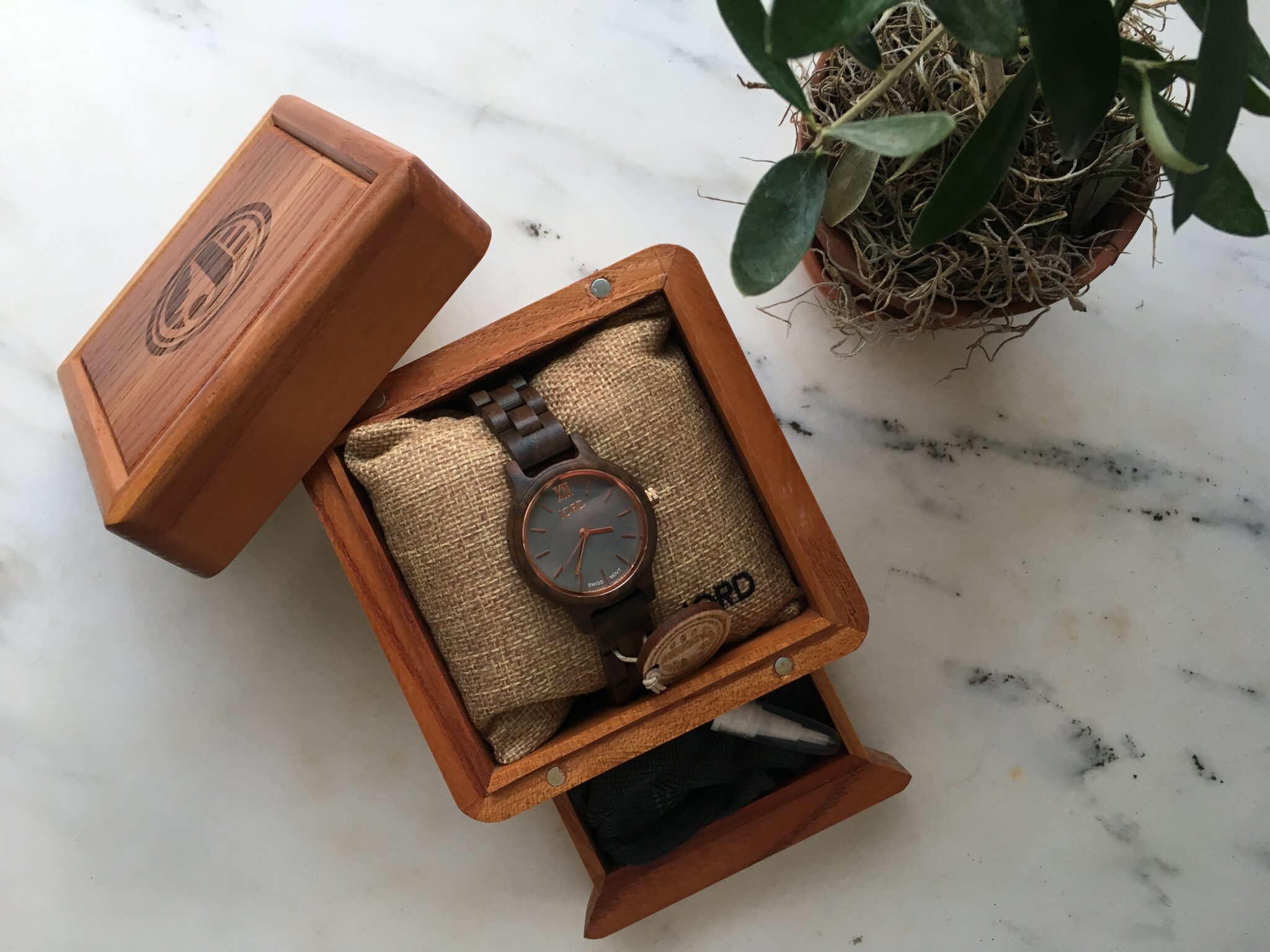 PRODUCTS I LOVE: JORD WOOD WATCH