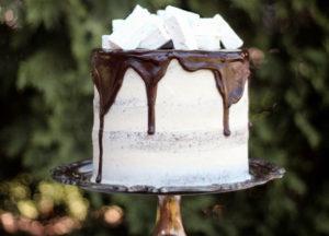 LIFE CHANGING CHOCOLATE CAKE